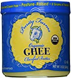 Purity Farms Organic: Clarified Butter Ghee, 13 oz (3 pack)
