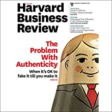 Harvard Business Review, January 2015  by Harvard Business Review Narrated by Todd Mundt