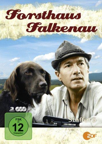 Forsthaus Falkenau - Staffel 6 (Jumbo Amaray - 3 DVDs)