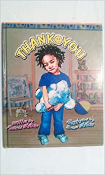 Cover of Thank You by Felicia Walker