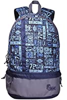 F Gear Burner 25 Liters P10 Sky Blue Casual Backpack