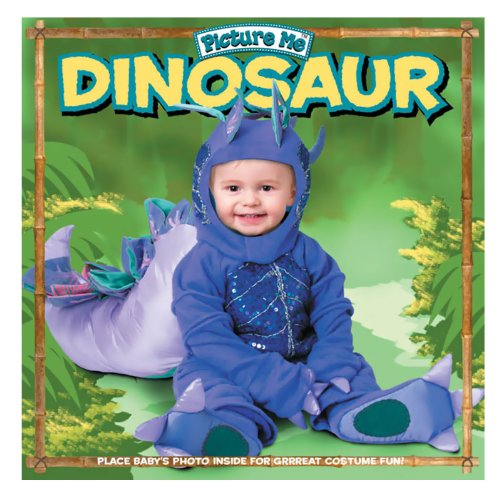 Dinosaur Board Book (1) Party Supplies - 1