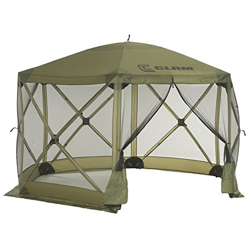 Clam-1660-Mag-12-x12-Hub-Screen-Canopy