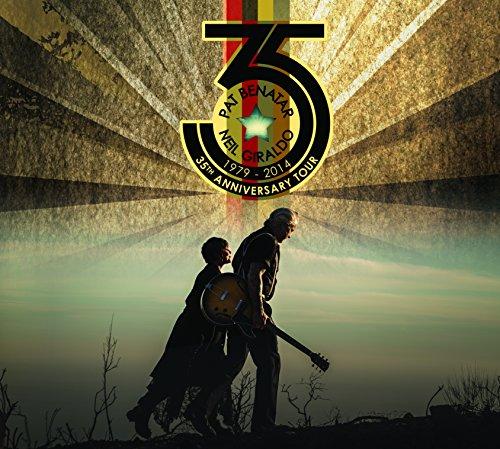 Pat Benatar - 35th Anniversary Tour (2 Cd Plus Dvd) - Zortam Music