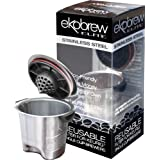 Ekobrew is the ideal alternative to Keurig K-cups. The patent pending Ekobrew is a reusable filter made specifically for Keurig single cup brewers. The Ekobrew is easy to use and easy to clean and allows Keurig users to enjoy the coffee of their choi...
