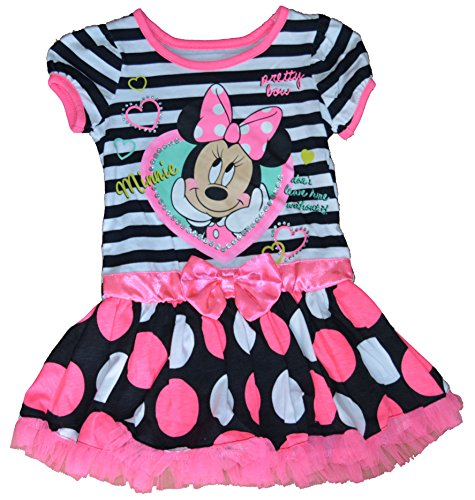 Toddler Minnie Mouse Dress front-5358