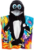 Northpoint Whale Kids Hooded Beach Towel