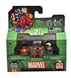 Marvel Minimates Series 47 Figure 2 Pack Colossus & Rogue