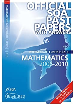 sqa past papers mathematics intermediate 1 Sqa past papers in intermediate 1 mathematics 2001 2003 applications of maths units 1 2 sqa nq past papers and marking instructions, past papers for intermediate 1 mathematics.