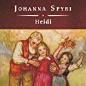 Heidi Audiobook by Johanna Spyri Narrated by Frances Cassidy