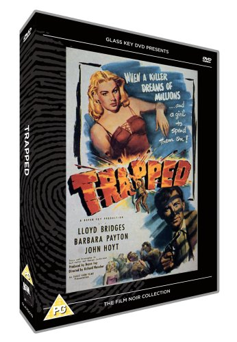 The Film Noir Collection - Trapped [DVD] [1949] [Edizione: Regno Unito]