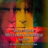 Male/Male Mystery and Suspense Box Set: 6 Novellas