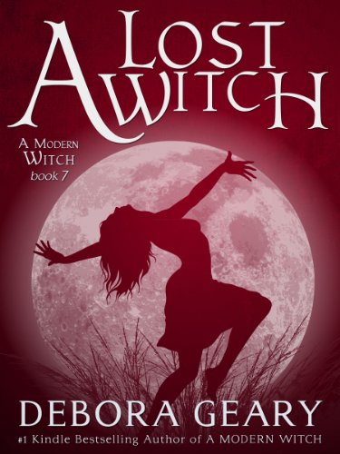 A Lost Witch cover