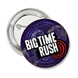Big Time Rush: Logo Button - Purple