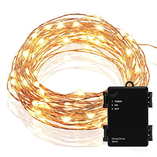 Best Battery String Lights : Top 5 Best string lights battery for sale 2016 : Product : BOOMSbeat