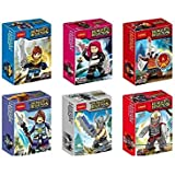 League of Legends Champions Mini Figures Building Block 6 PCS