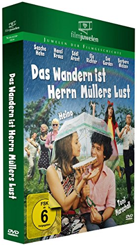 Das Wandern ist Herrn Müllers Lust (Filmjuwelen)