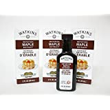 Watkins Extract 2oz Bottle (Pack of 3) Choose Flavor Below (Imitation Caramel)