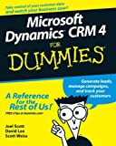 img - for Microsoft Dynamics CRM 4 For Dummies book / textbook / text book