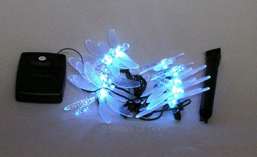 Dragonfly Solar String Light Set