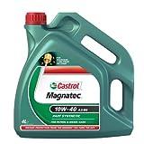 Castrol Magnatec 10W-40 4L Petrol/ Diesel Part Synthetic Engine Oil A3/B4