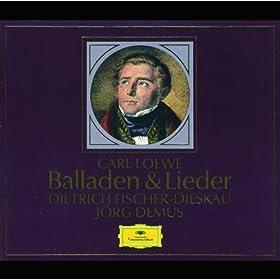 Loewe: Der Schatzgräber op.59, No.3