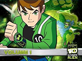 Ben 10: Ultimate Alien Season 1 [HD]