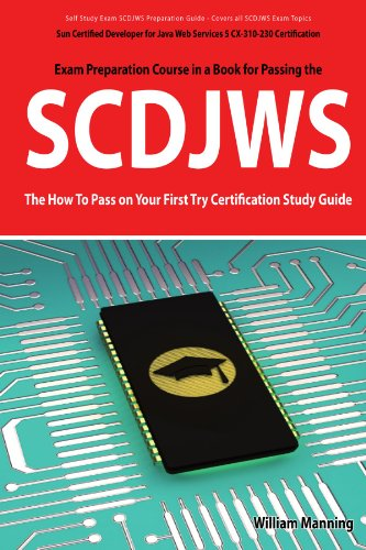 scdjws-sun-certified-developer-for-java-web-services-5-cx-310-230-exam-certification-exam-preparatio
