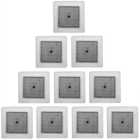 10 Ozone Plates for Alpine Ecoquest Living Air Purifier (Living Air 880 compare prices)