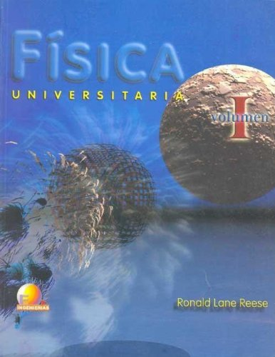 Fisica Universitaria 1 (Spanish Edition)