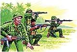 イタレリ 6079 1/72 ベトナム戦争 ベトナム兵