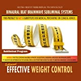 Effective Weight Control