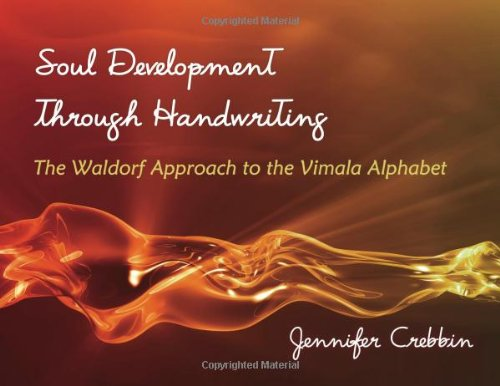 Soul Development Through Handwriting: The Waldorf Approach To The Vimala Alphabet front-187585