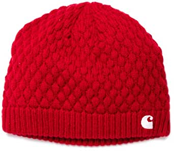 Amazon.com: Carhartt Women's Embroidered C Knit Hat