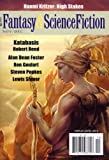 The Magazine of Fantasy & Science Fiction November/December 2012