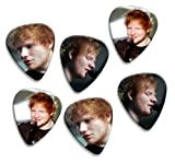 Ed Sheeran (WK) 6 X Live Performance Guitar Picks