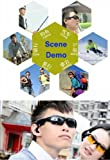 Deluxe Fashion A2DP Stereo Bluetooth Sunglasses Headset HeadPhones and sport mens women Cycling Running Riding Cycling Running Riding for Ipad mini iphone 3g 3gs 4 4s 5 samsung galaxy note s2 s3 s4 nokia lumia htc one pad ipad iphone phone with Transparent lens
