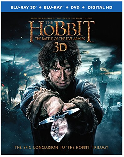 HOBBIT 3: THE BATTLE OF THE FIVE ARMIES