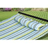 Hammock Quilted Fabric Pillow Spreader