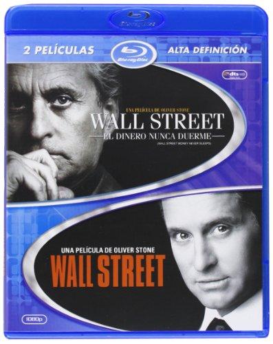 Shopping!: Wall Street 1 + Wall Street 2 [Blu-ray]