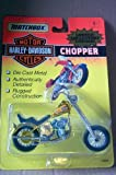 Harley Davidson Chopper Limited Collectors Edition