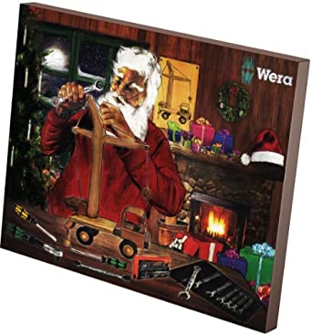 Wera Tools Advent Calendar 2013