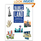 Names On The Land: America's Toponyms