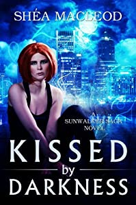 Kissed By Darkness by Shéa MacLeod ebook deal