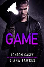GAME (A Bad Boy MMA Romantic Suspense Novel)