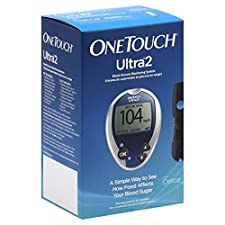 One Touch Ultra2 Blood Glucose Monitoring System, 1 kit