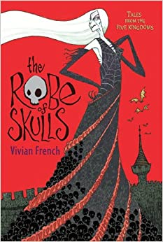 Amazon.com: The Robe of Skulls: The First Tale from the Five Kingdoms