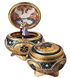 Anastasia - Alexandra & Nicholas - Hinged Trinket Box