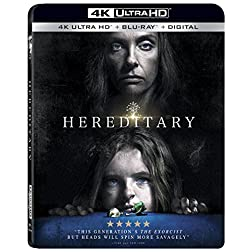 Hereditary [4K Ultra HD + Blu-ray]