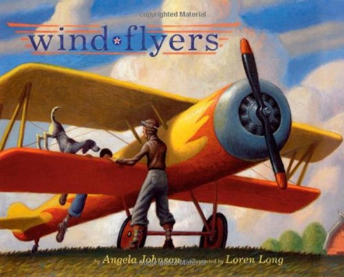 Wind Flyers, by Angela Johnson